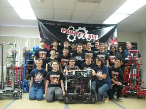 Hart District Robotics Team Headed for World Championships